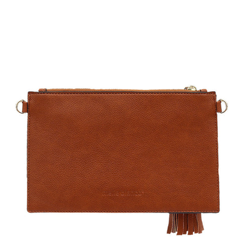Sawyer Flat Tassel Crossbody