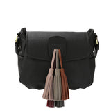 Tennessee Multi Colored Tassel Shoulder Bag - Melie Bianco - 1
