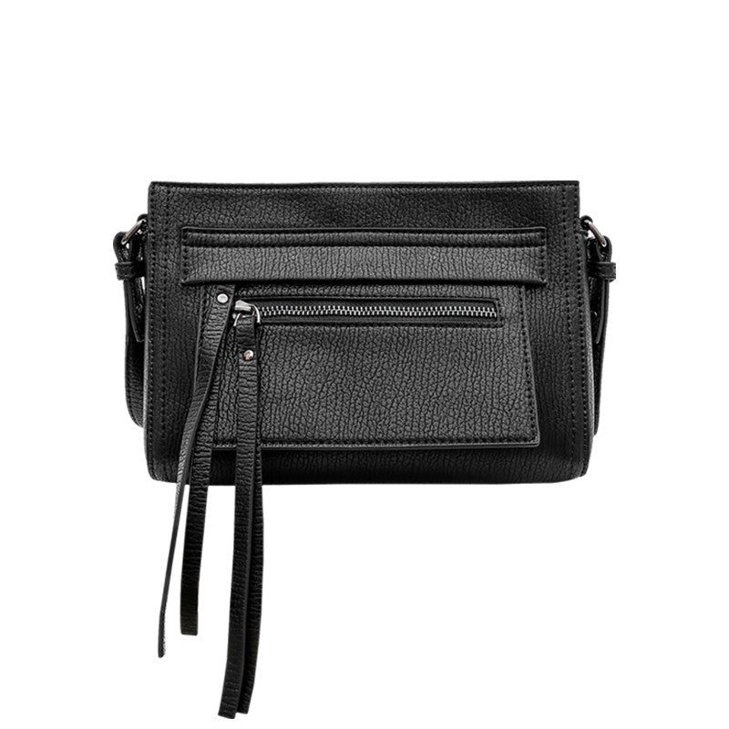 Anya Small Front Pocket Crossbody - Melie Bianco - 3