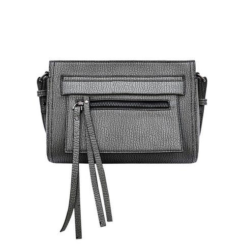 Anya Small Front Pocket Crossbody - Melie Bianco - 2