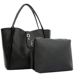 Annalise Large Tote - Melie Bianco - 1