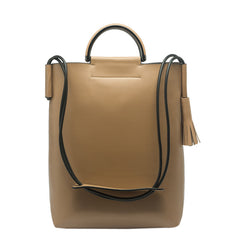 Alaia Large Top Handle Tote - Melie Bianco - 4