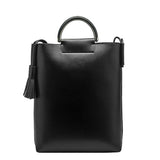 Alaia Large Top Handle Tote - Melie Bianco - 6