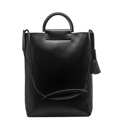 Alaia Large Top Handle Tote - Melie Bianco - 11