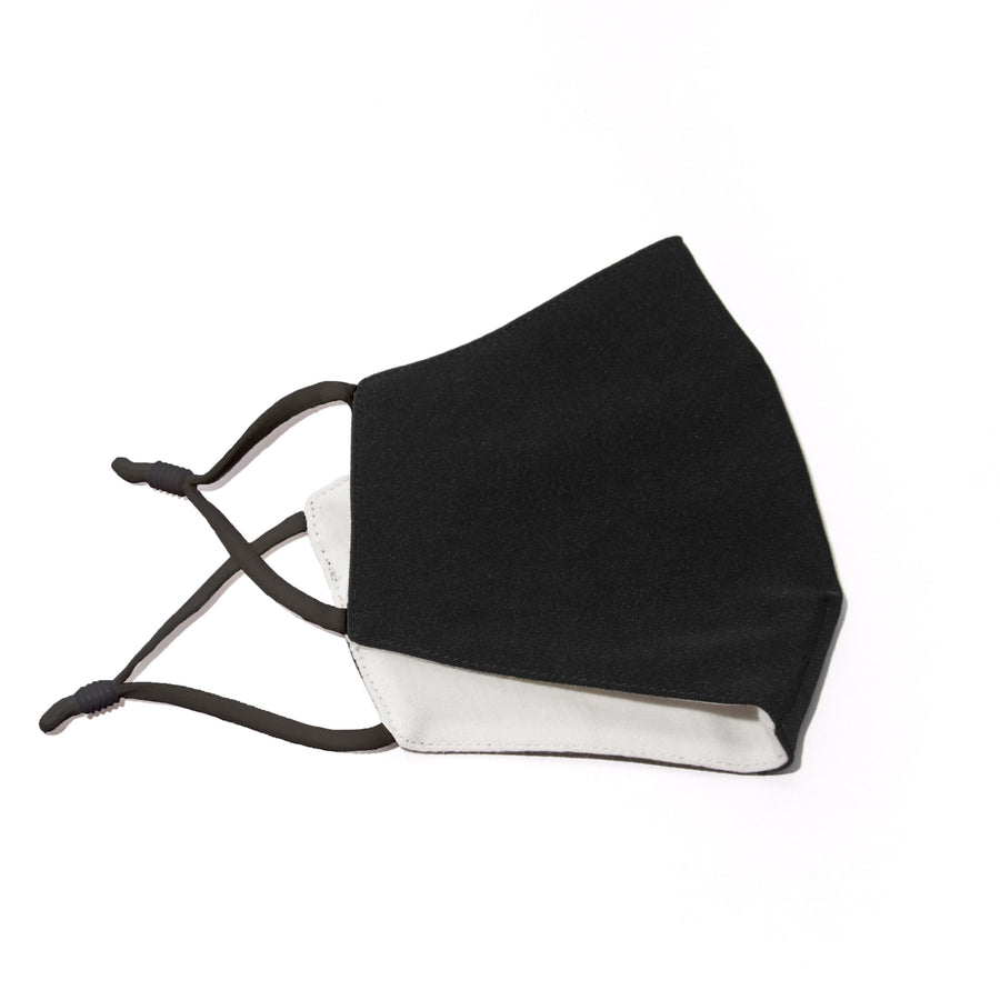 Face Mask Solid Black - FINAL SALE