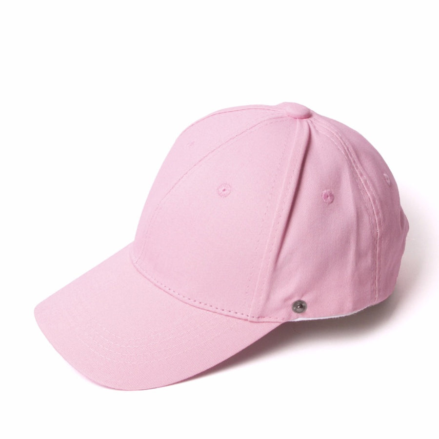 Pink Baseball Cap Face Shield - FINAL SALE