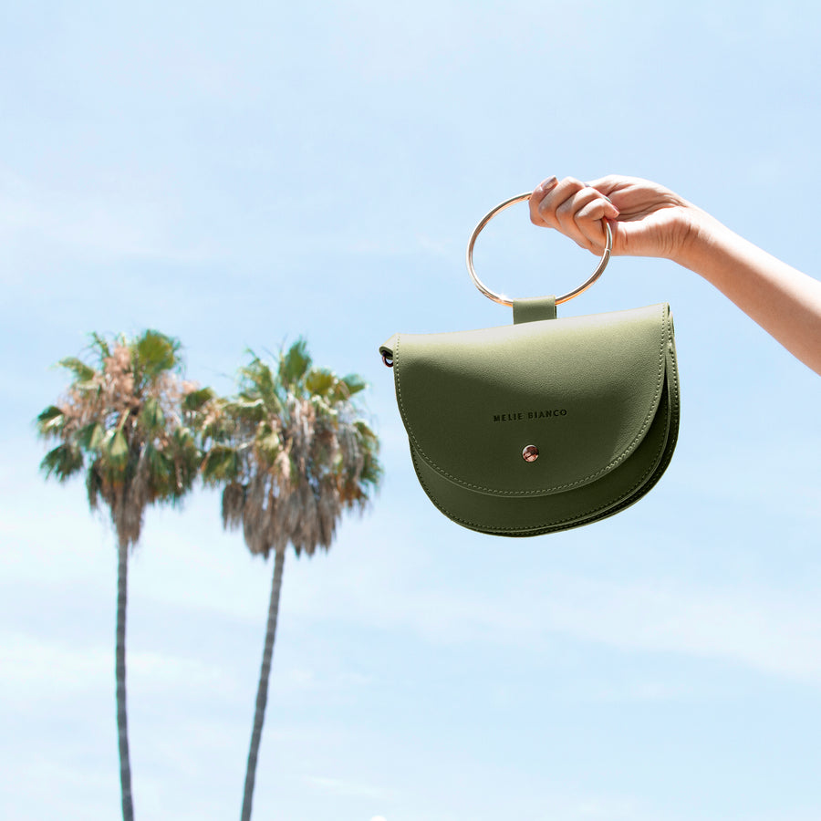 Felix Olive Ring Crossbody - FINAL SALE