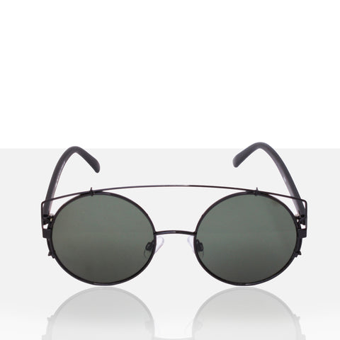 New York Wire Frame Sunglasses