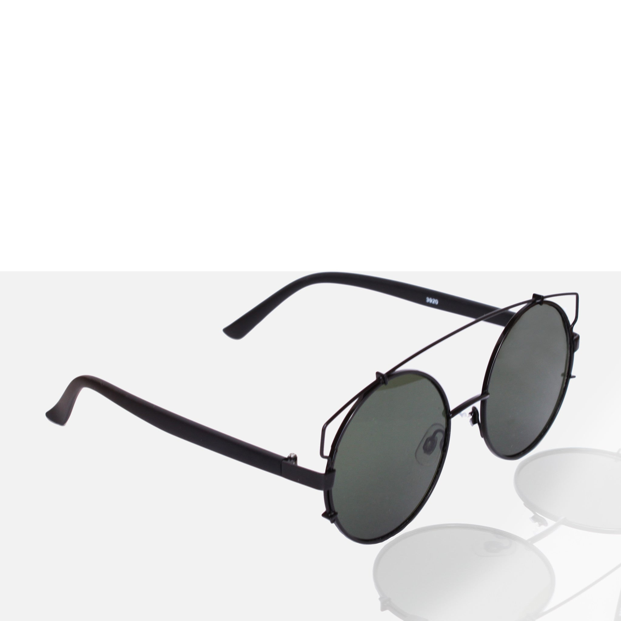 New York Wire Frame Sunglasses - Melie Bianco Handbags Accessories