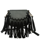 Blair Small Fringe Crossbody - Melie Bianco - 5