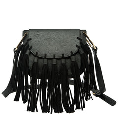 Blair Small Fringe Crossbody - Melie Bianco - 3