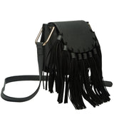 Blair Small Fringe Crossbody - Melie Bianco - 6
