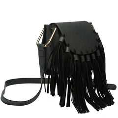Blair Small Fringe Crossbody - Melie Bianco - 7
