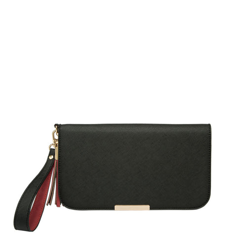 May Colorblock Wristlet - Melie Bianco - 1