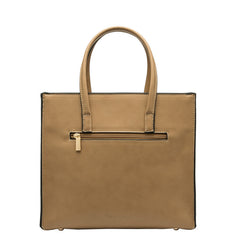 Halle Medium City Tote - Melie Bianco - 4