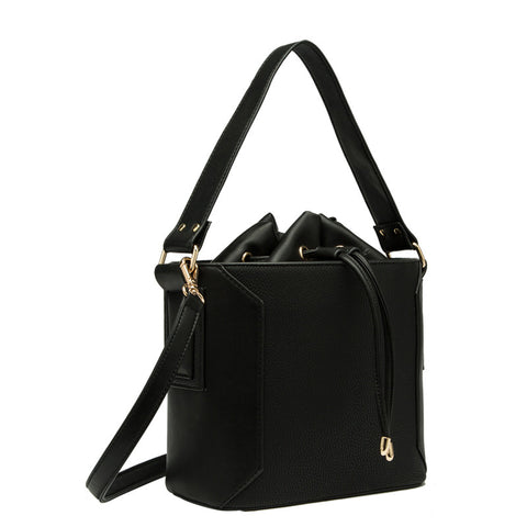 Tabitha Medium Bucket Bag - Melie Bianco Handbags Accessories