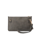 Farah Gray Mini Crossbody
