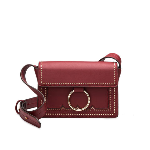 Cherie Mini Studded Crossbody