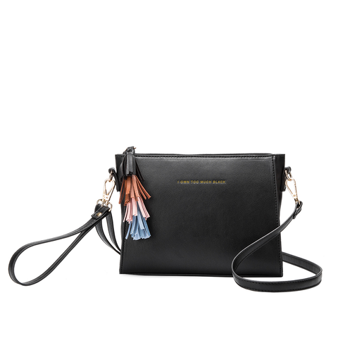 Byron Quote Crossbody