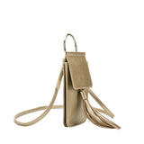 Dory Gold Tassel Crossbody