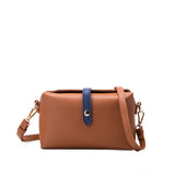Dyanna Duo Tone Crossbody