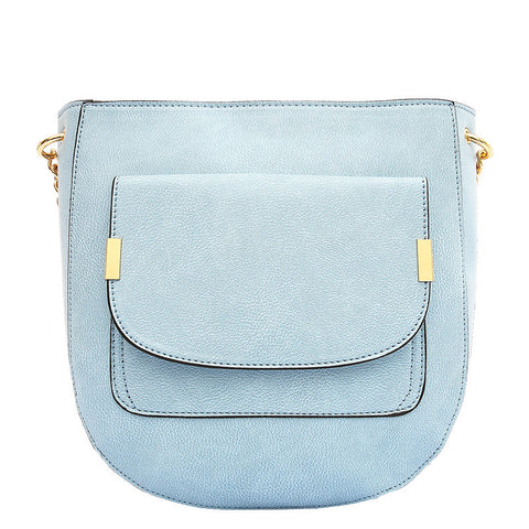 Jovie Medium Front Pocket Shoulder Bag