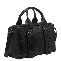 Fay Large Duffle Bag - Melie Bianco Handbags Accessories