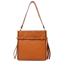 Jenny Medium Shoulder Bag - Melie Bianco - 5