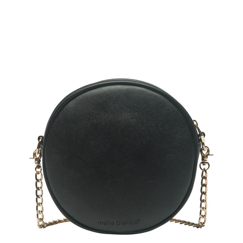 Traffic Sign Round Crossbody - Melie Bianco - 6