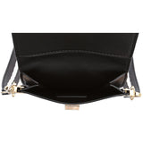 Brett Black Tech Crossbody - Melie Bianco - 4