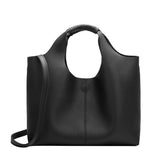 Diana Black Large Shoulder Bag