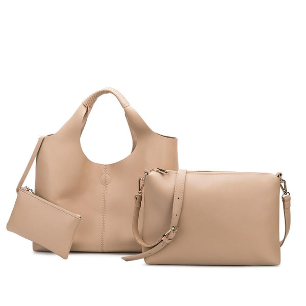 Diana Nude Shoulder Bag