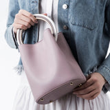 Gemma Round Handle Crossbody