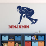 Customizable Football Player