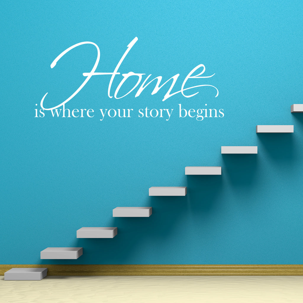 Where Your Story Begins