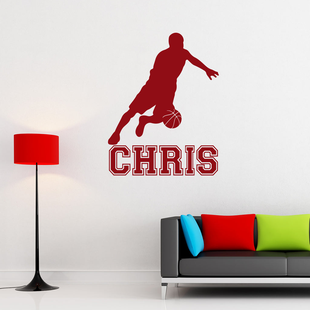Customizable Basketball Player