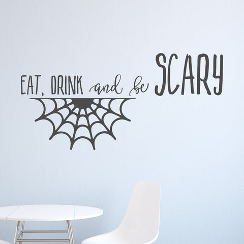 Be Scary