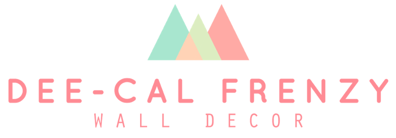 Dee-cal Frenzy Wall Decor