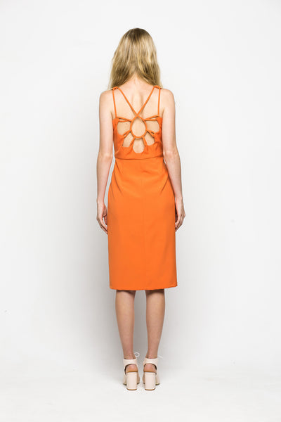 DAISY | Scallop Cut Out Dress