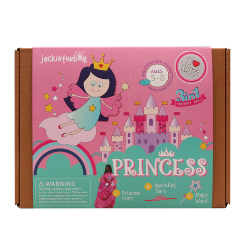 Princess DIY Craft Box