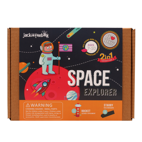 Space Explore: 2-in-1