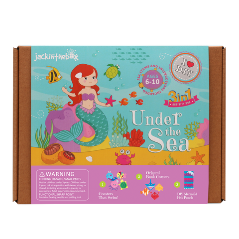 Under The Sea 3-in-1