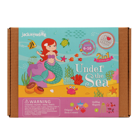 Under The Sea 2-in-1