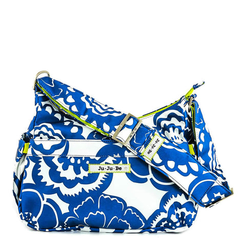 Ju-Ju-Be Classic Collection - Cobalt Blossoms - HoboBe