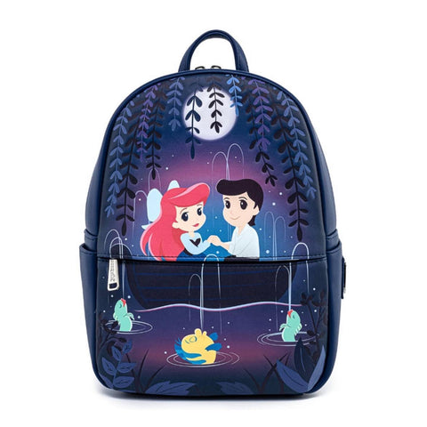Loungefly - Disney - The Little Mermaid Gondola Scene - Mini Backpack