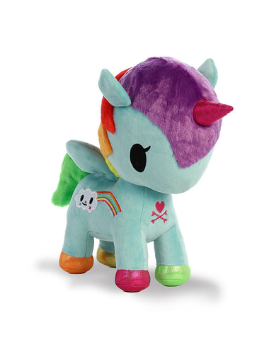 "Tokidoki Pixie Unicorno Plush 11"" by Aurora - Blashful"