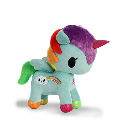 "Tokidoki Pixie Unicorno Plush 7.5"" by Aurora - Blashful"