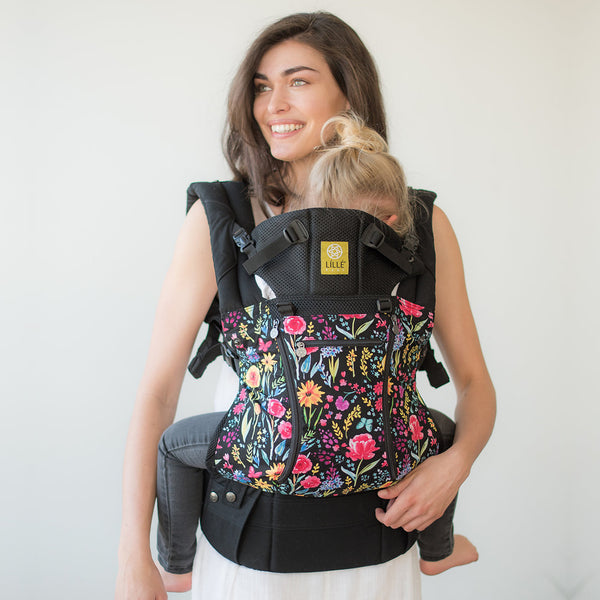 LILLEbaby - Complete All Season Baby Carrier - DREAMS COME TRUE