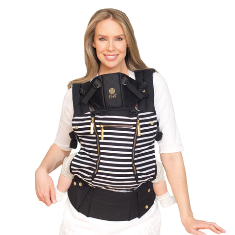 LILLEbaby - Complete All Season Baby Carrier - OF THE SAME STRIPE