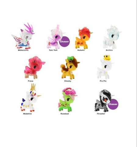 Tokidoki Accessories - Unicorno Series 9 Blind Box